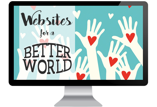 websites for a better world pc